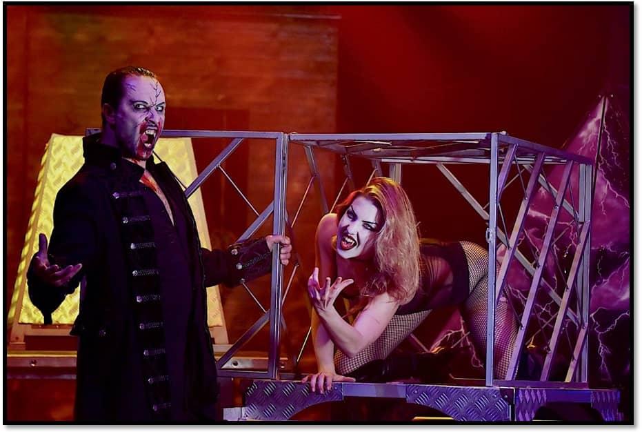 Paranormal Cirque 2