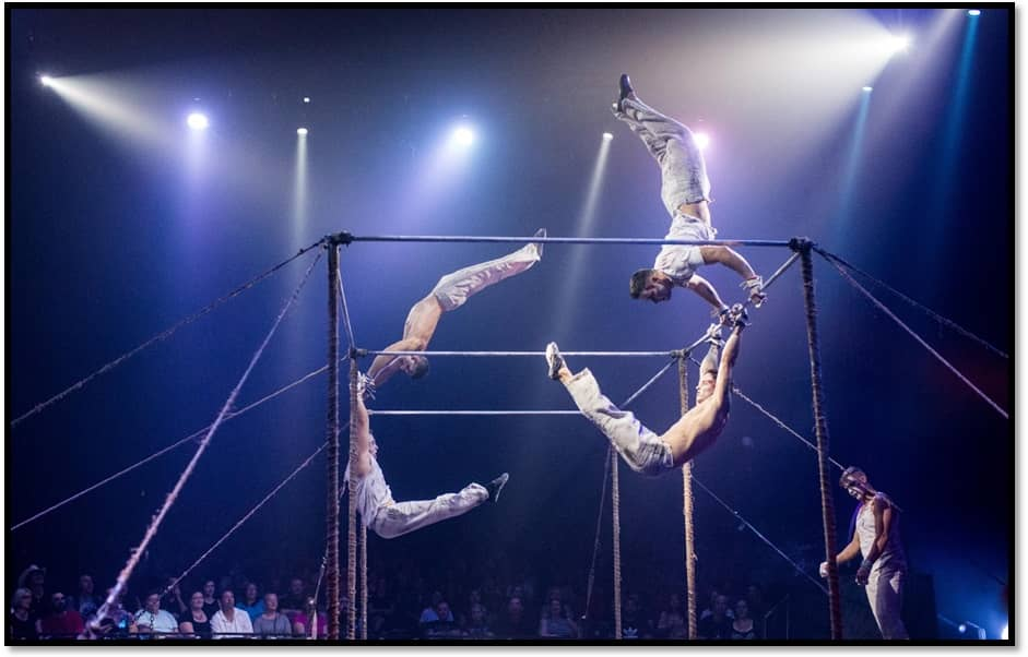 Paranormal Cirque 5