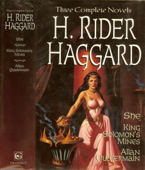 Rider Haggard