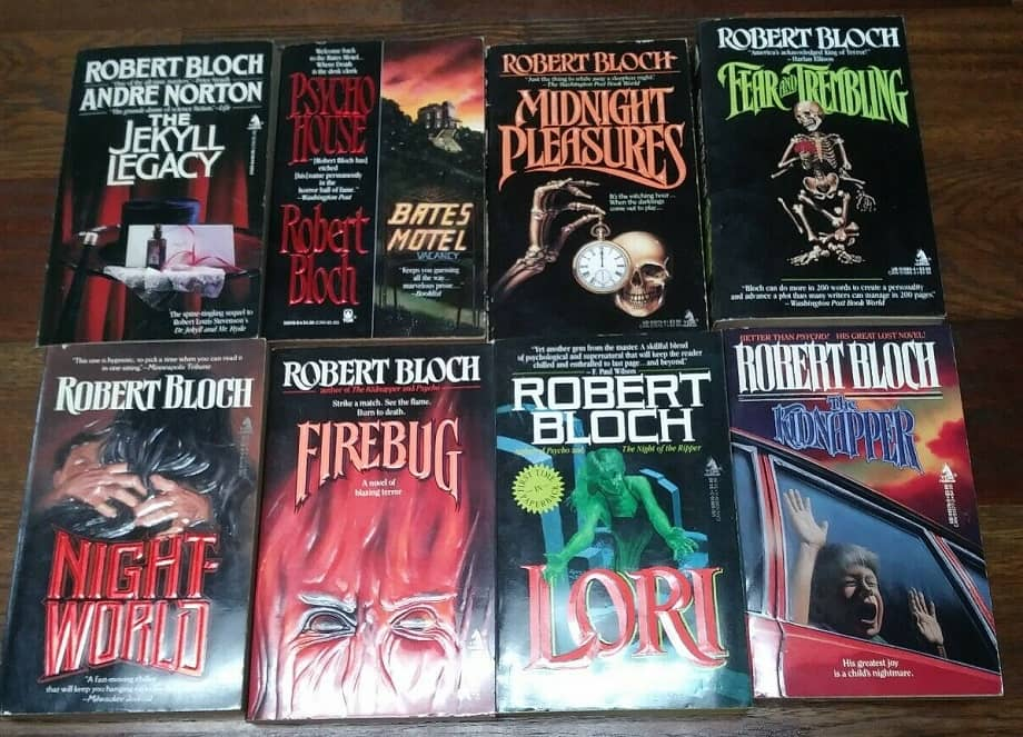 Robert Bloch Paperbacks 2-small