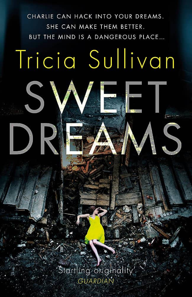 A Tale of Two Covers: Sweet Dreams by Tricia Sullivan
