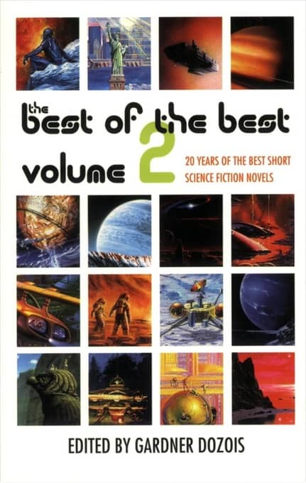 The Best of the Best, Volume 2 20 Years of the Best Short Science Fiction Novels-small