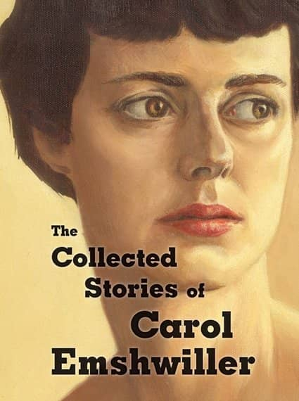 The Collected Stories of Carol Emshwiller Volume 1-small