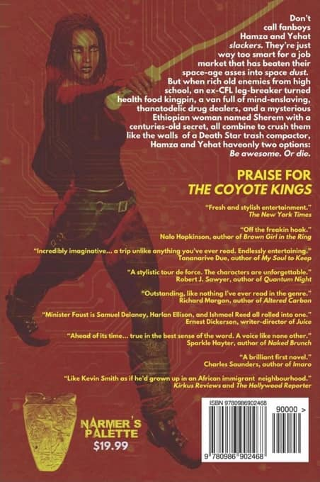 The Coyote Kings Book One -back-small