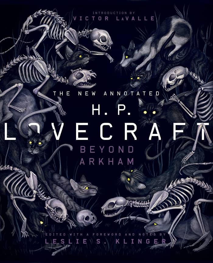 The New Annotated HP Lovecraft Beyond Arkham-small