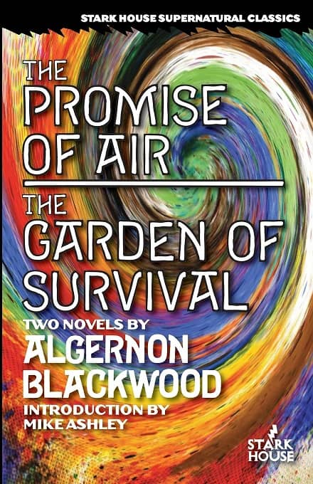 The Promise of Air The Garden of Survival-small