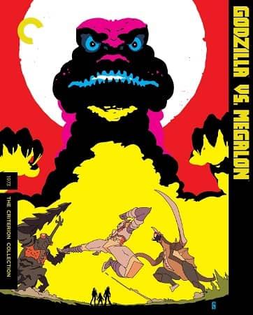 (15) Godzilla vs. Megalon-small