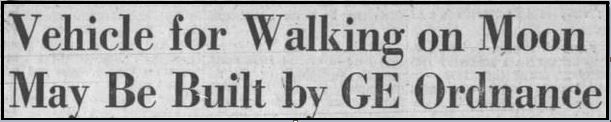 1962-01-31 [Pittsfield MA] Berkshire Eagle 1 pedipulator headline