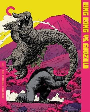 (5) King Kong vs. Godzilla-small