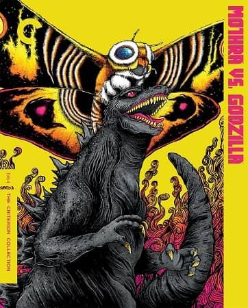 (6) Mothra vs. Godzilla-small