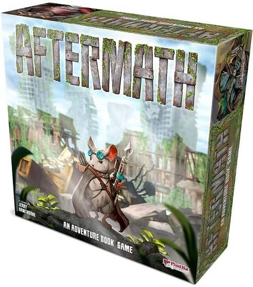 Aftermath Board Game-small