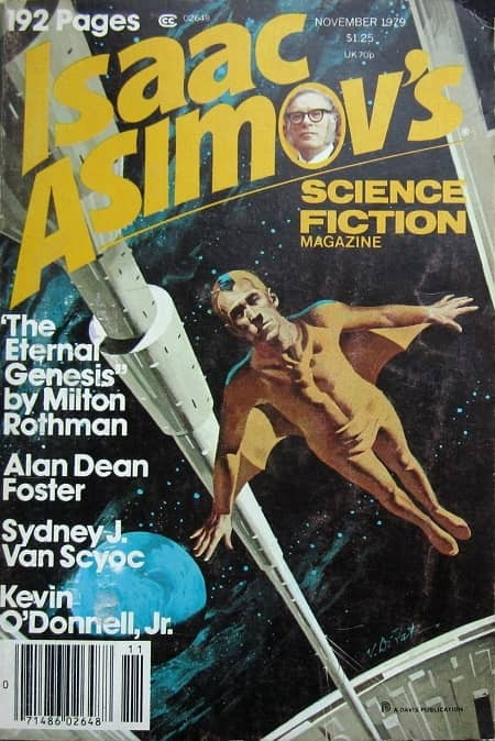 Asimov's Science Fiction November 1979-small