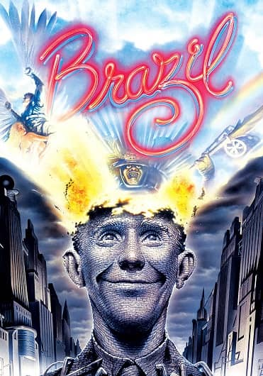 Brazil movie poster-small