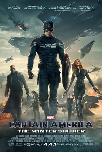 Captain America Winter Soldier poster-small