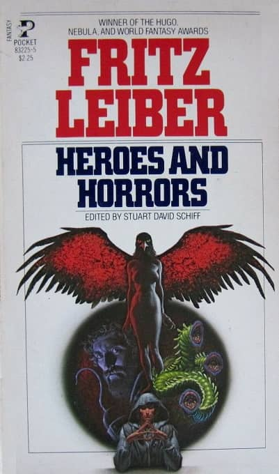 Fritz Leiber Heroes and Horrors-small