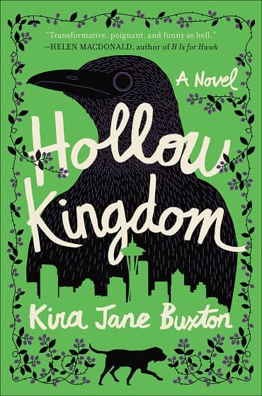 Hollow Kingdom Kira Jane Buxton-small
