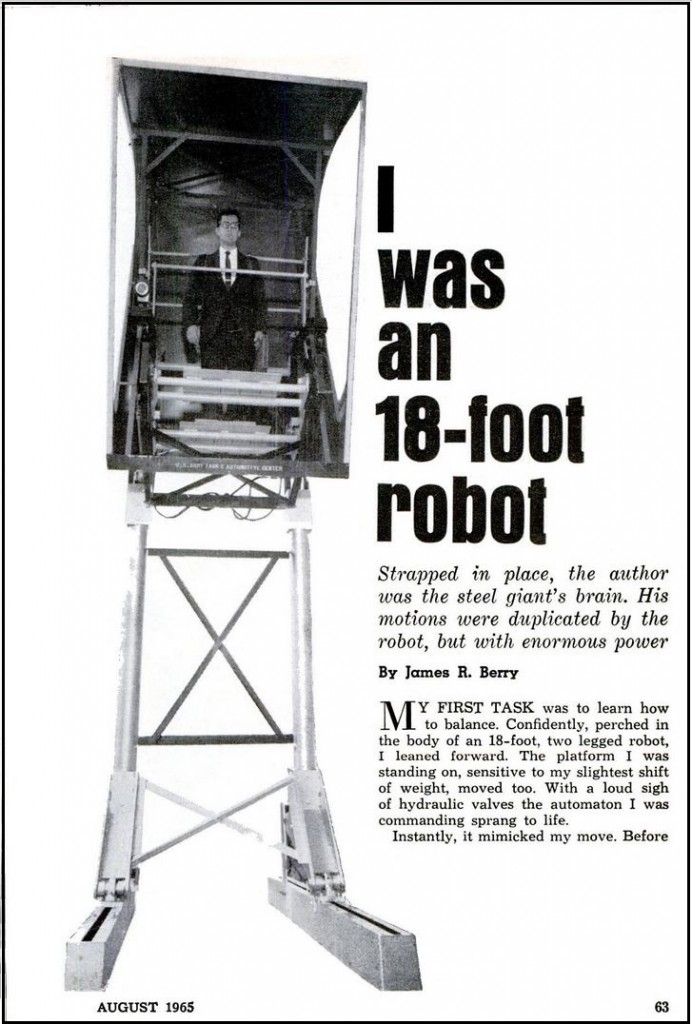 Popular Mechanics Aug 1965 63 Pedipulator