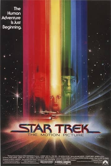 Star Trek The Motion Picture poster-small