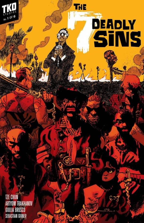 TKO-Studios The 7 Deadly Sins