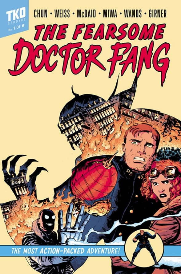 TKO-Studios The Fearsome Doctor Fang
