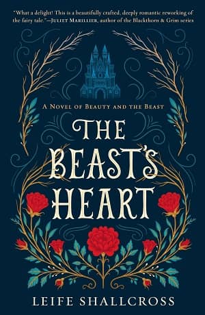 The Beast's Heart by Leife Shallcross-small