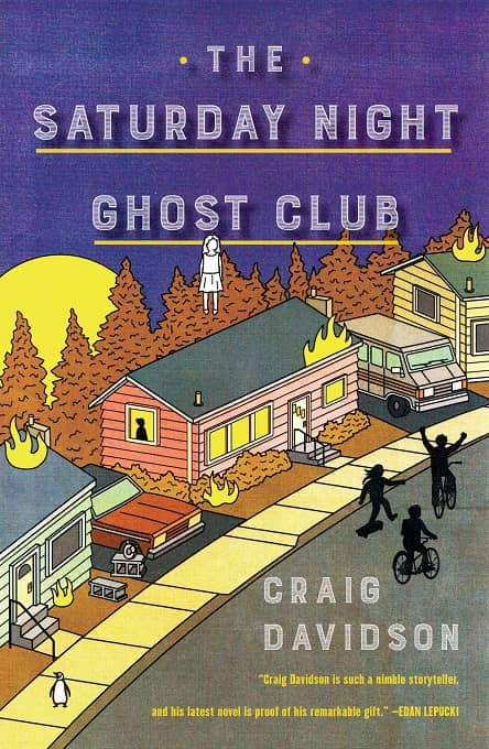 The Saturday Night Ghost Club-small