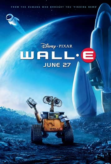 Wall-E poster-small