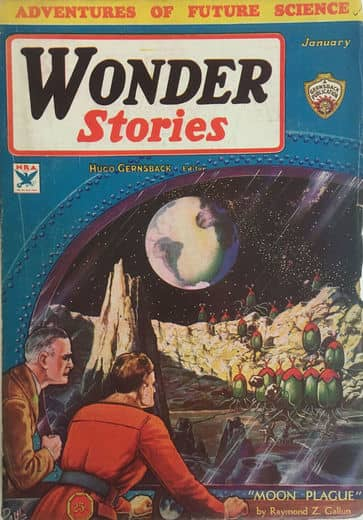 Wonder Stories January 1934-small