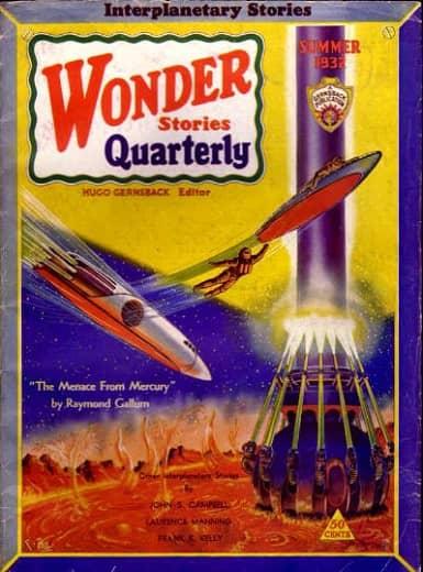 Wonder Stories Quarterly Summer 1932-small