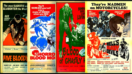 Adamson posters