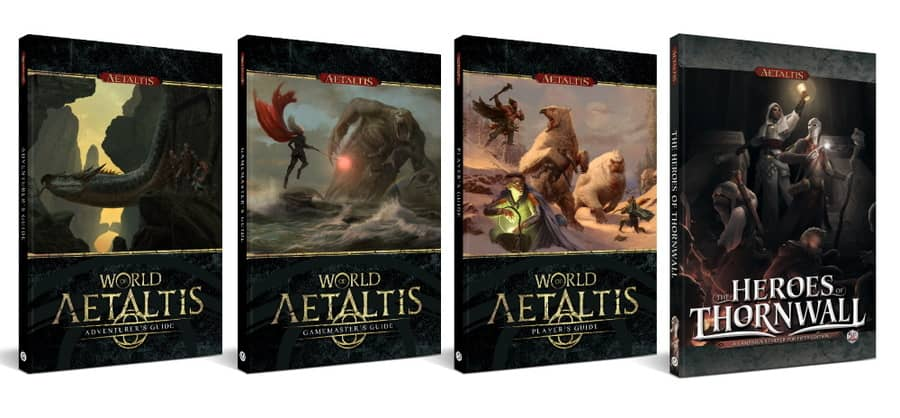 world of aetaltis books