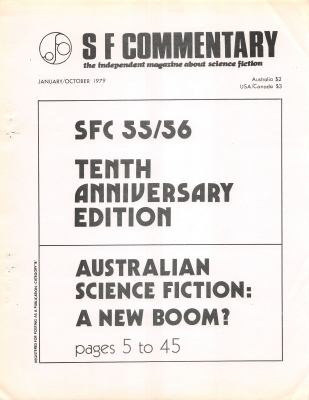 SF Commentary: Tenth Anniversary Edition