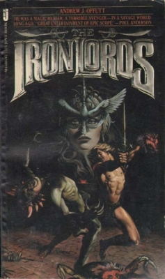 Cover by Rowena Morrill