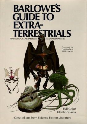 Cover by Wayne Barlowe