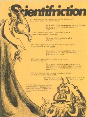 Scientifriction #11