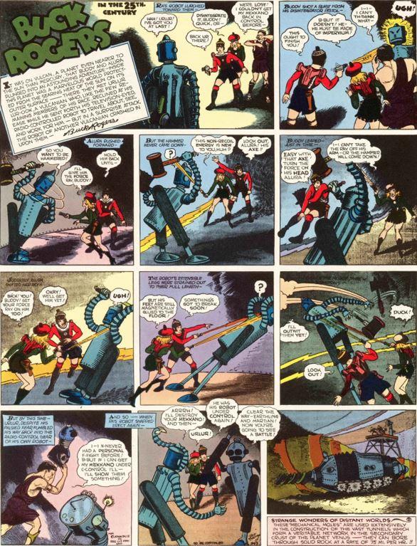 1934-11-18 Buck Rogers Mekkanos of Planet Vulcan