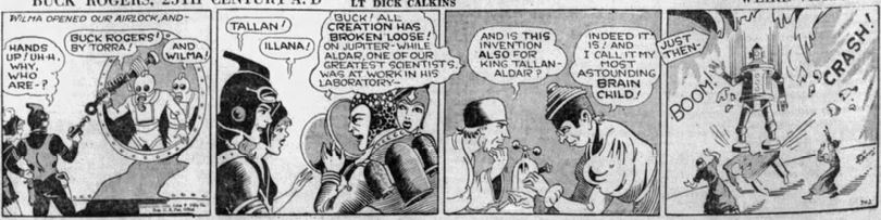 1938-05-07 Buck Rogers Fiend of Space