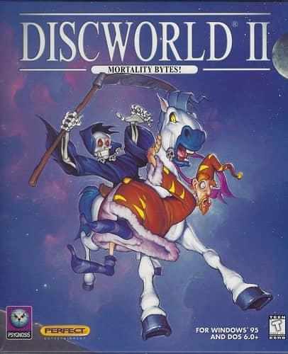 Discworld II Mortality Bites-small