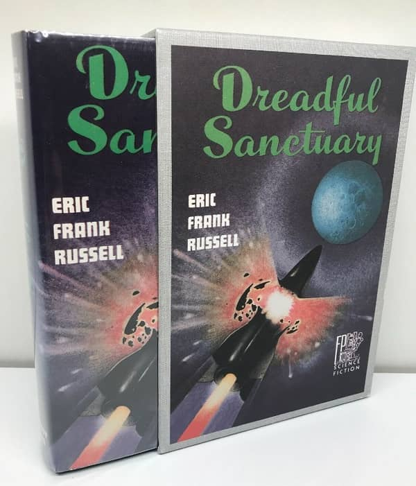 Dreadful Sanctuary Eric Frank Russell-small