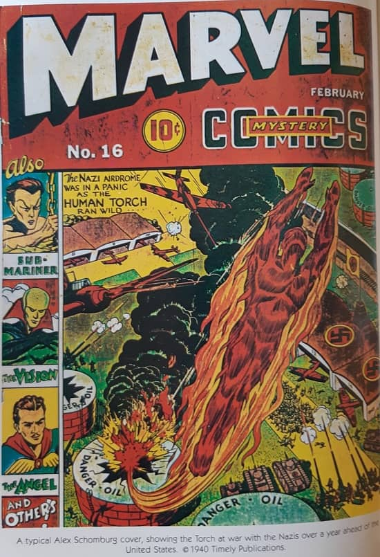 Ron Goulart's Great History of Comic Books 8-small