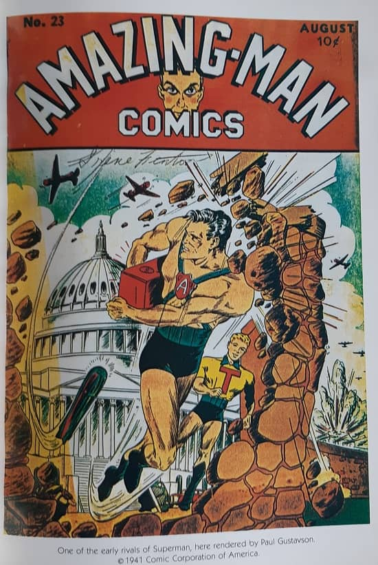 Ron Goulart's Great History of Comic Books 9-small