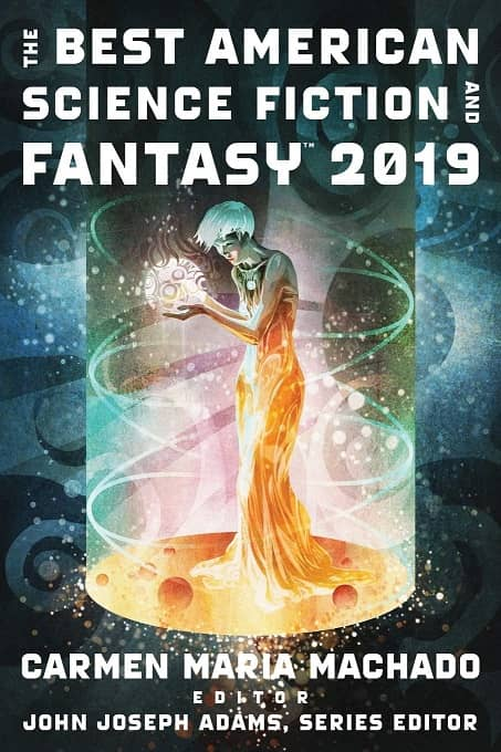 The Best American Science Fiction and Fantasy 2019-small