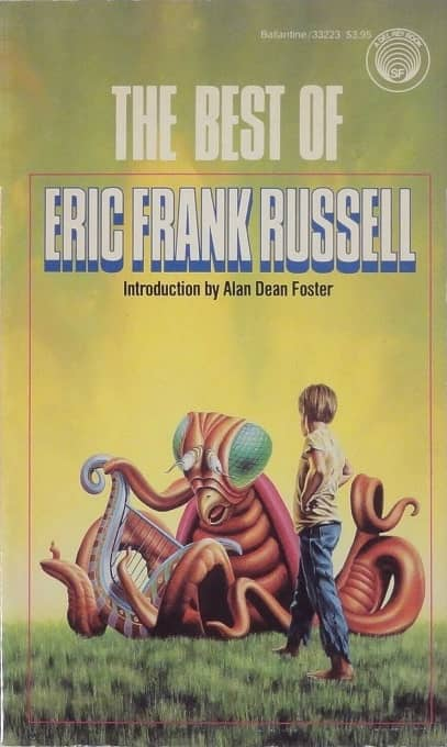 The Best of Eric Frank Russell reprint-small