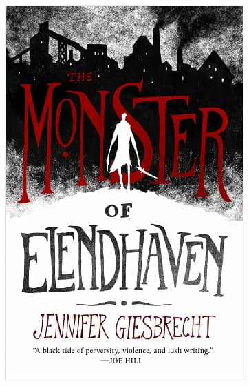 The Monster of Elendhaven-small
