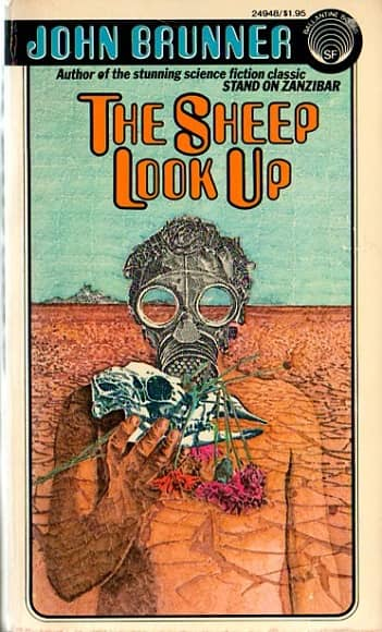 The Sheep Look Up John Brunner-small
