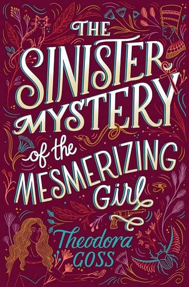 The Sinister Mystery of the Mesmerizing Girl-small