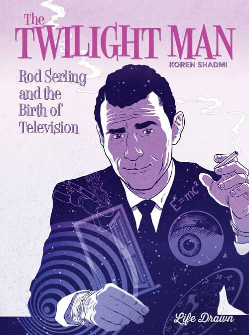 The Twilight Man graphic novel-small