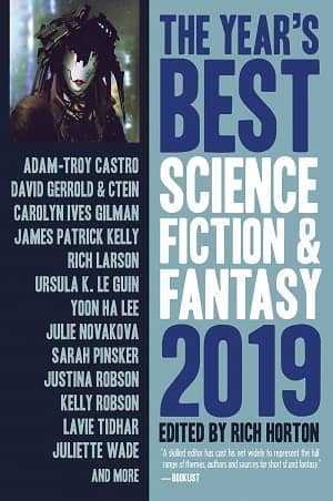 The Year's Best Science Fiction & Fantasy 2019-small
