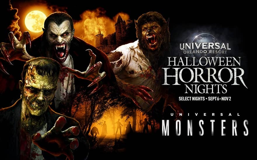 Universal Studio's Halloween Horror Nights 3-small
