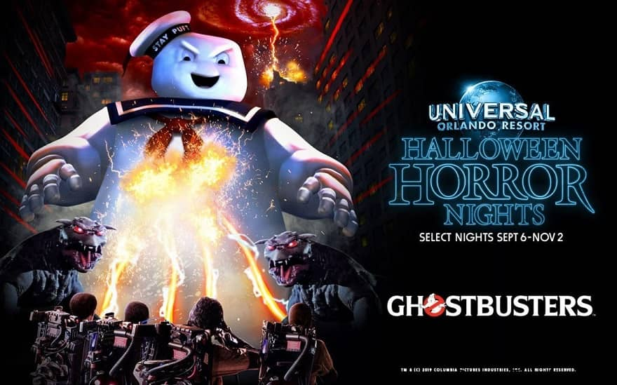 Universal Studio's Halloween Horror Nights 4-small